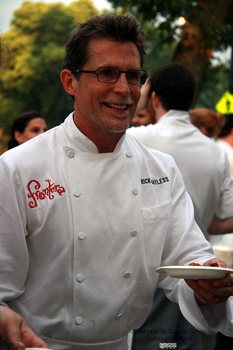 Rick Bayless | Photo courtesy of Tammy Green
