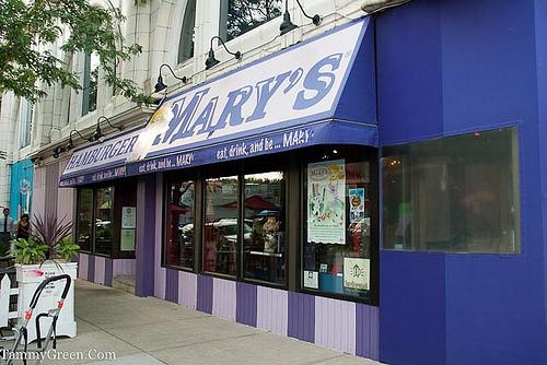 Hamburger Mary's | Photo Courtesy of Tammy Green