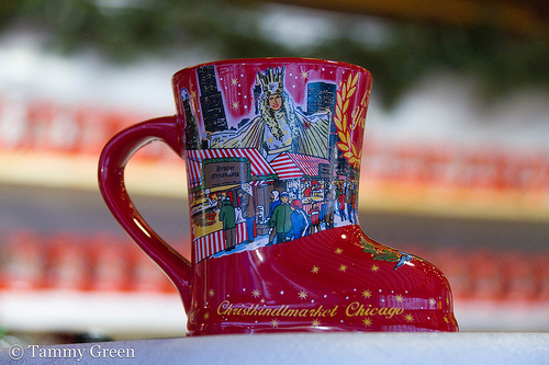 Christkindlemarket Boot | Photo courtesy of Tammy Green