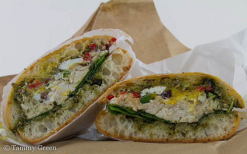 Tuna Salad from Grahamwich | Photo Courtesy of Tammy Green