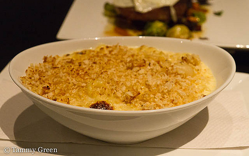 Macaroni and Cheese | The Bedford | Photo courtesy of Tammy Green