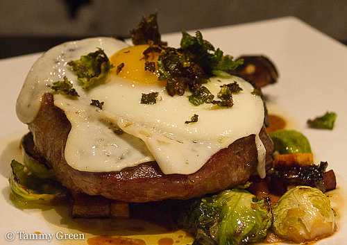 The Bedford | Pork Chop | Photo courtesy of Tammy Green