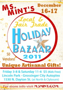 Ms. Mint's Holiday Bazaar