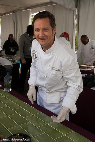 Chef Dirk Flanigan