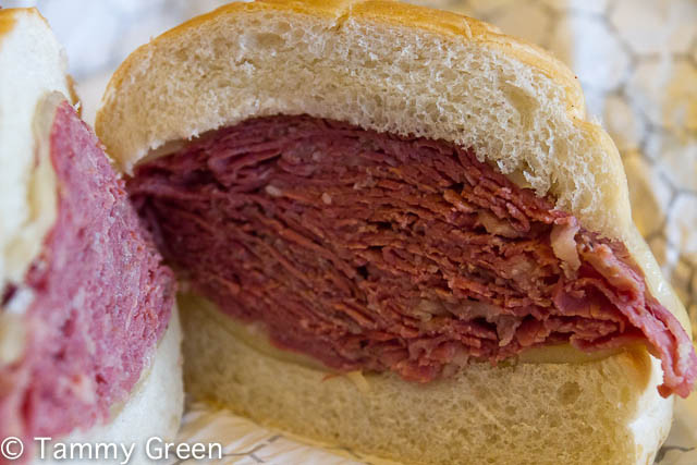 Corned Beef | Photo courtesy of Tammy Green