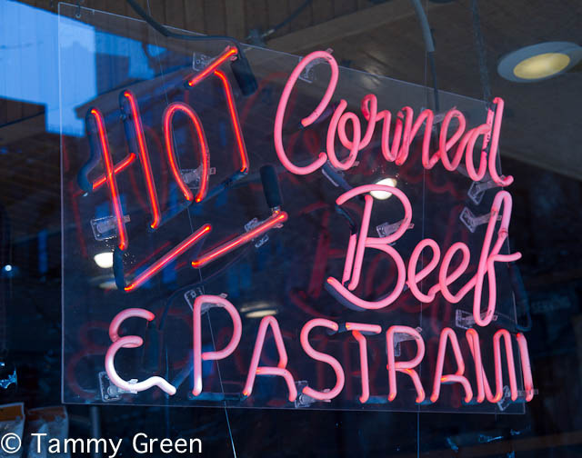 Hot Corned Beef | Photo courtesy of Tammy Green