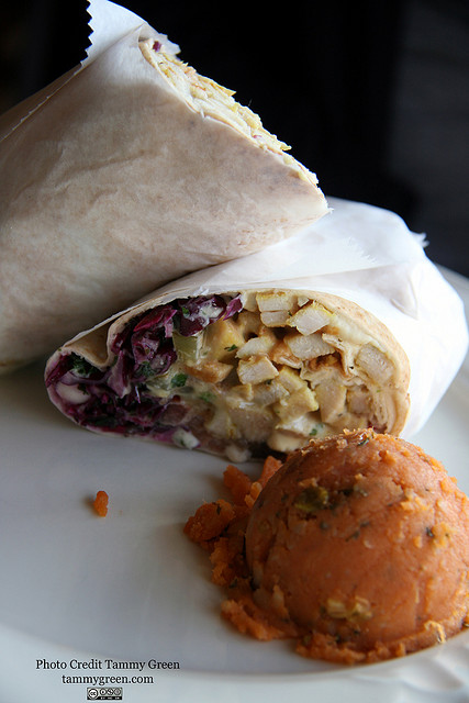 Chicken Chawarma | Semiramis | Photo courtesy of Tammy Green